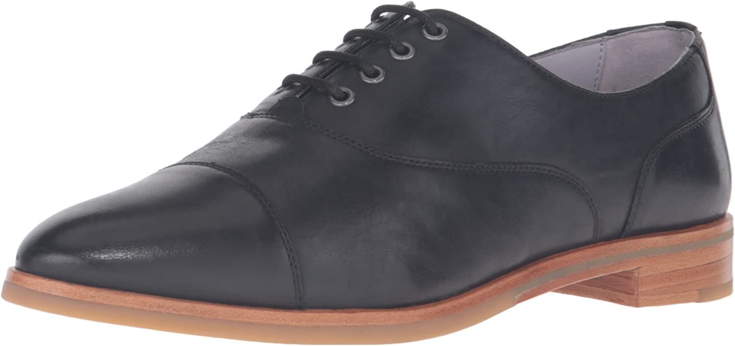 Johnston & Murphy Women's Charlene Oxford Brown