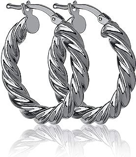 Best bronze hoop earrings Reviews