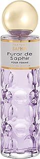 PARFUMS SAPHIR Furor - Eau de Parfum con vaporizador para Mujer - 200 ml