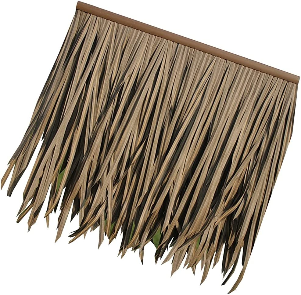 PE Simulation Branded goods Thatch Tile 0.5m Roof Super Special SALE held Res X