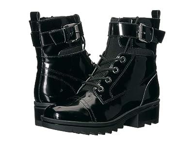 Marc Fisher LTD Bristyn (Black Leather) Women