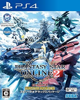 ファンタシースターオンライン2 エピソード4 デラックスパッケージ - PS4