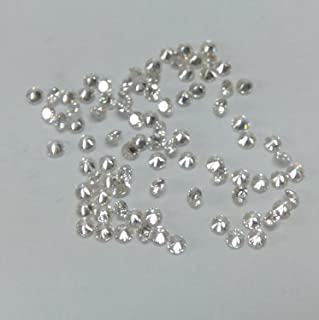 2.10mm Natural White Diamond Round IJ Color VS Quality Loose Diamonds Wholesale Lot 10 Pieces