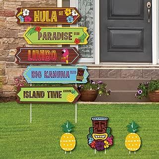 Best luau yard sign Reviews