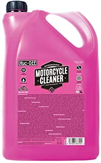 Muc-Off Nano-Tech Motorcycle Cleaner, 5 Litre - Fast-Action Biodegradable Motorbike Cleaning Spray - Safe On All Surfaces ...