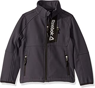 Reebok Active Super Soft Shell Jacket Chamarra de plumas alternativa Niños
