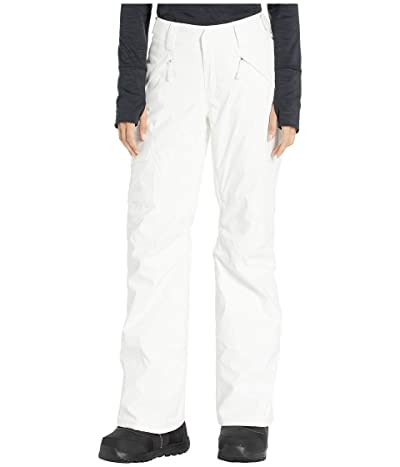 The North Face Freedom Insulated Pants (TNF White) Women