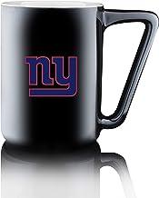 Duck House NFL NEW YORK GIANTS Ceramic Coffee Mug - Metallic Black, 16oz