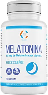 Melatonina – Valeriana – Tila – Pasiflora - Para