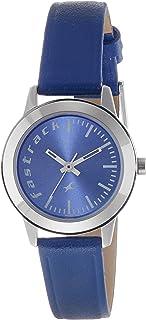 Fastrack Fundamentals Analog Blue Dial Women's Watch - 68008SL03