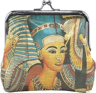 MONTOJ Ancient Egyptian Parchment kids change purse Women Wallet Coin case