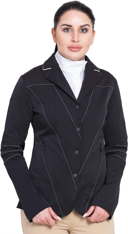 Max 75% OFF Equine Couture Luxury Ladies Show Italia Coat