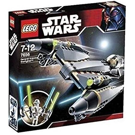 レゴ (LEGO) スターウォーズ グリーバス将軍のスターファイター 7656