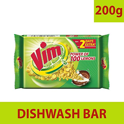 Vim Dishwash Bar, 200 g