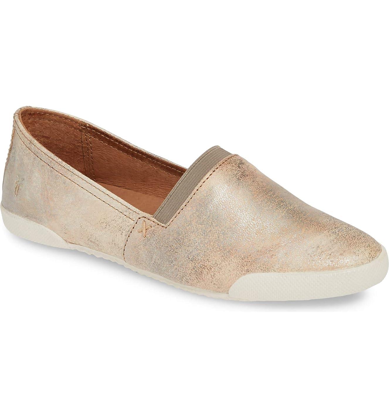 なめるボア毎週[フライ] レディース スニーカー Melanie Stud Slip-On Sneaker (Women [並行輸入品]