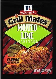 McCormick Mojito Lime Grill Mates Marinade Mix 1.06 oz