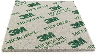 3M Soft Pad 868––Esponja de lija 1pieza 02600microfine mikrofein P1500de P2200grano 1500