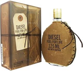 Diesel Fuel for Life Eau de Toilette Spray for Men, 125ml