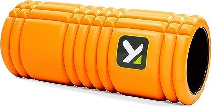 TriggerPoint Grid Foam Roller with Free Online Instructional Videos, Original (13-inch), Orange
