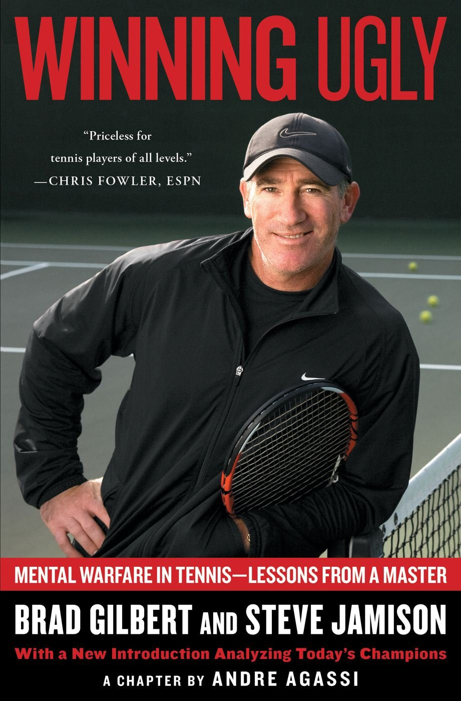 Image OfWinning Ugly: Mental Warfare In Tennis--Lessons From A Master (English Edition)