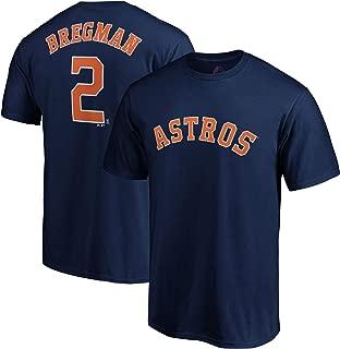 alex bregman jersey shirt