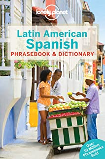 Lonely Planet Latin American Spanish Phrasebook & Dictionary