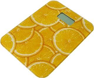 بيورار ميزان مطبخ الكتروني ، حتى 5 كجم , برتقالي - ks19