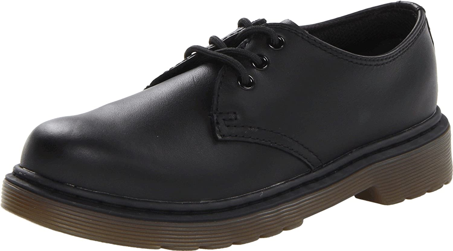 Dr. Martens Youth Everley 3-Eyelet Leather shoes