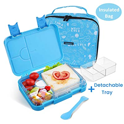 Lunch Boxes for Kids Bento Box | Godmron School...