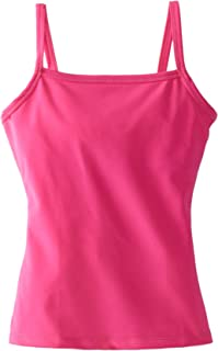 Dragonwing girlgear Girl's Sports Cami with Shelf Bra