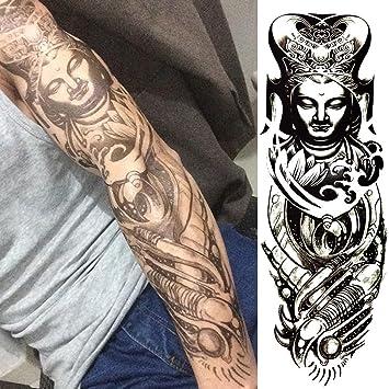 Frau ganzer arm tattoo Tattoo Ganzer