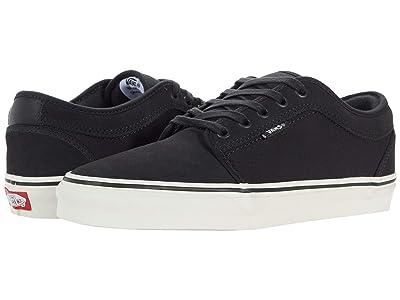 Vans Chukka Low (Raven/Marshmallow) Skate Shoes