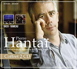 BACH & RAMEAU/ COFFRET PIERRE HANTAI