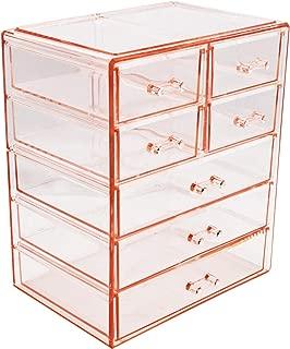 pink acrylic box