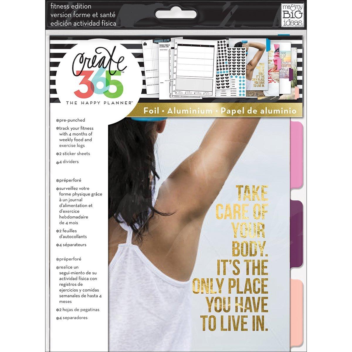 BIG ideas Fitness Planner Extension