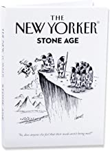 The New Yorker Stone Age Cartoons Notecard Wallet Pack of 10 Cards (NYNW04)