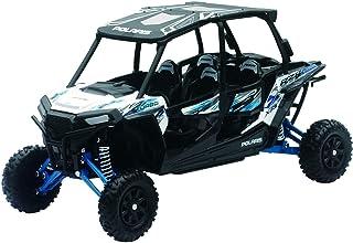 New-Ray Toys 1:18 Polaris RZR XP 4 Turbo (Matte White Lightning) (57843B)