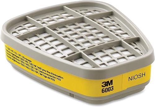 3M Organic Vapor/Acid Gas Cartridge 6003/07047(AAD)