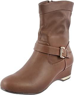 Metro Women Synthetic Boots (31-7536)