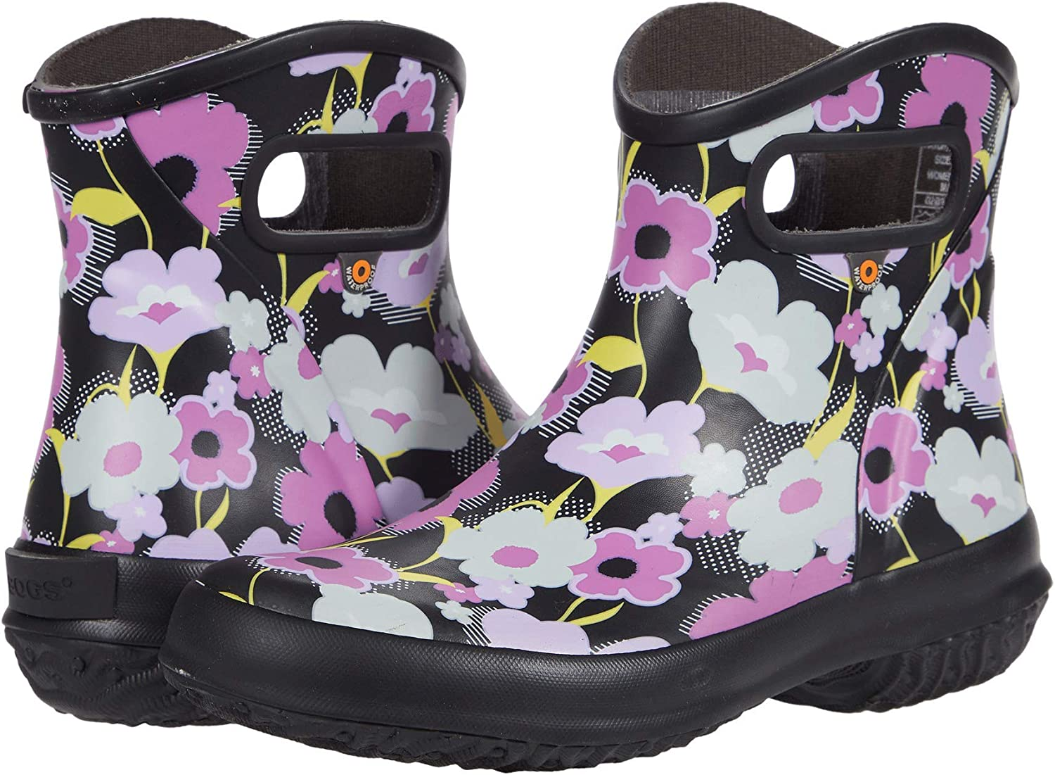 BOGS Patch Ankle Boot Deco Poppy
