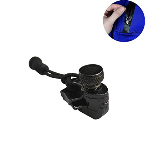 Acecamp Instant Universal Zipper Repair Kit, Easy DIY FixnZip Replacement Tool for Metal and Plastic
