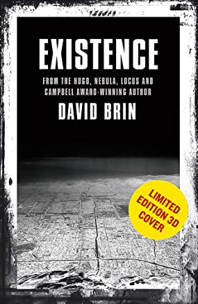 Existence - Limited Edition 3D Cover