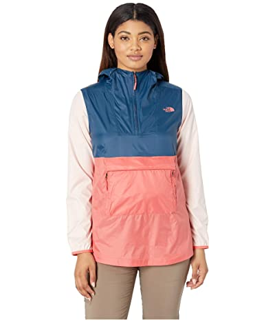 The North Face Fanorak 2.0 (Spiced Coral Multi) Women