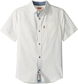 Levi's® Kids - The Smith Short Sleeve Shirt (Big Kids)