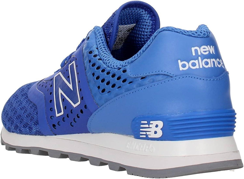 Blue Shoes New Balance 574 (MTL574CZ) 42,5 - : Amazon.it: Moda