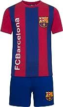 FCB FC Barcelona - Pijama Corto para niño - Producto Oficial