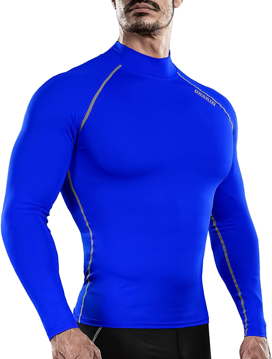 DRSKIN NEW before selling ☆ Men's Thermal Wintergear ColdGear Fleece Compression Sales of SALE items from new works