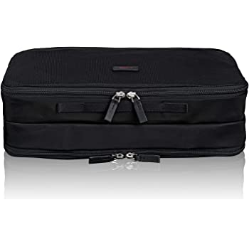 TUMI - Travel Accessories Large Double Sided Packing Cube - Luggage Organizer Cubes - Black