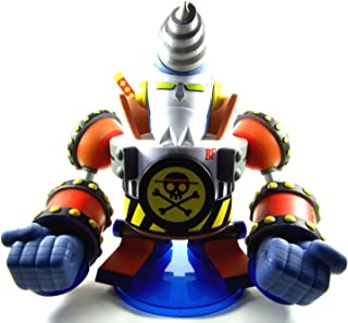 Banpresto Franky Shogun One Piece World Collectable Figure MEGA vol. 1 MEGA WCF Prize (Japan Import)