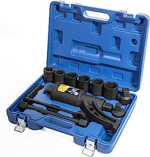 XtremepowerUS Torque Wrench Labor Saving Lug Nut Wrench Torque Multiplier w/Cr-v Socket..